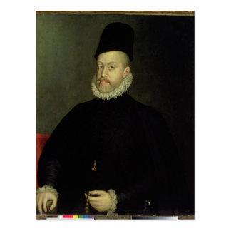 Philip II of Spain  1565 Post Cards