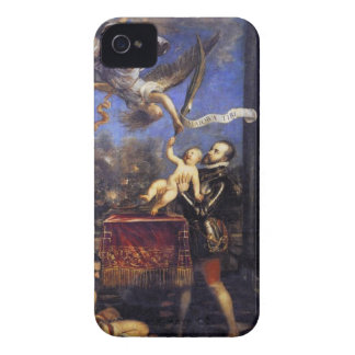 Philip II Offering Don Fernando to Victory Titian Case-Mate iPhone 4 Case
