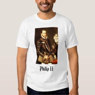Philip II, Philip II Tee Shirt
