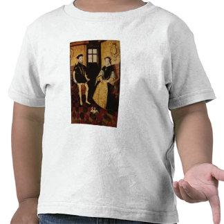 Philip II y Maria I, 1558 Camisetas