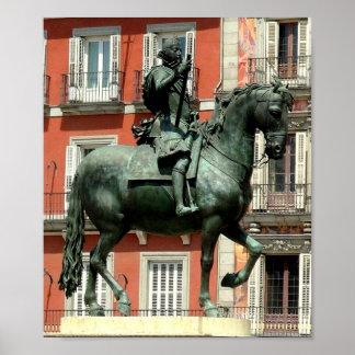 Philip III Poster