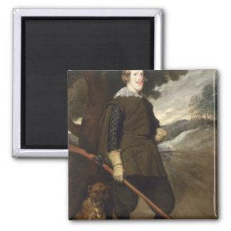 Philip IV  King of Spain, 1632-36 Magnet
