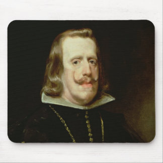Philip IV  of Spain, c.1656 Mouse Pad
