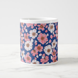 Philip Jacobs Fabric Floating Blossoms Mug