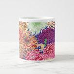 Philip Jacobs Fabric Hiroshige mug 20 Oz Large Ceramic Coffee Mug