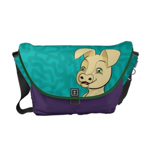 Philip Pig Commuter Bags