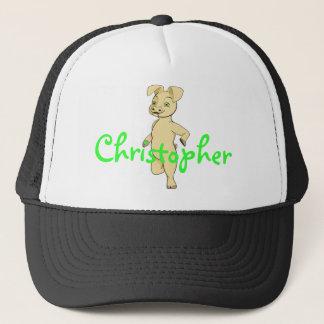 Philip Pig Trucker Hat