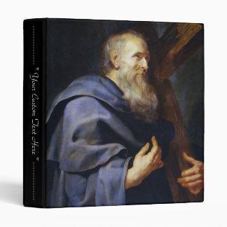 Philip the Apostle Peter Paul Rubens portrait 3 Ring Binder
