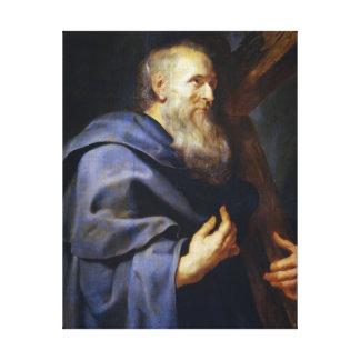 Philip the Apostle Peter Paul Rubens portrait Canvas Prints