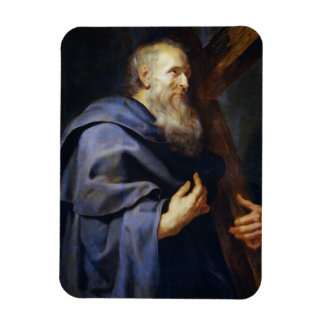 Philip the Apostle Peter Paul Rubens portrait Magnet