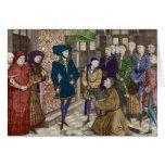 Philip the Good, Duke of Burgundy Card