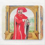 Philip the Good  Duke of Burgundy Mouse Pad