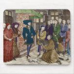 Philip the Good, Duke of Burgundy Mouse Pad