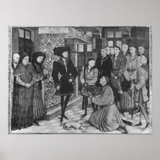 Philip the Good, Duke of Burgundy Poster