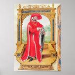 Philip the Good  Duke of Burgundy Poster
