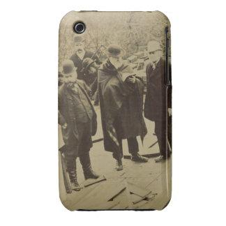 Philip Webb (1831-1915) durante la construcción de iPhone 3 Case-Mate Carcasa