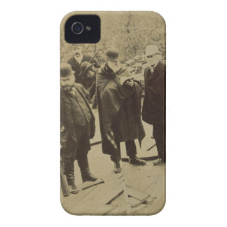Philip Webb (1831-1915) During the Construction of iPhone 4 Case