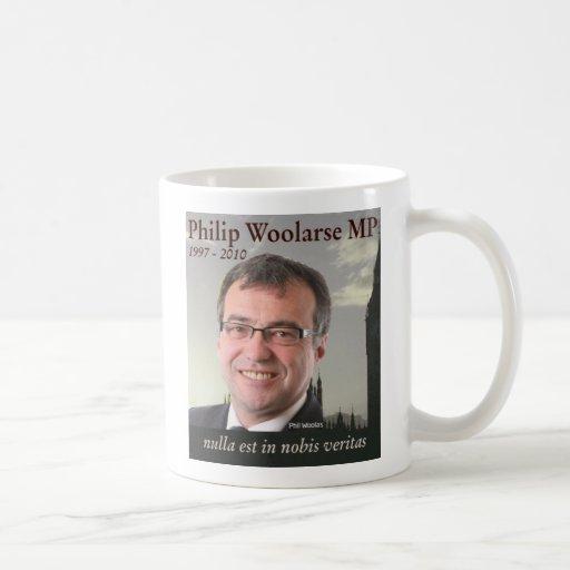 Philip Woolas MP 1997-2010 Classic White Coffee Mug