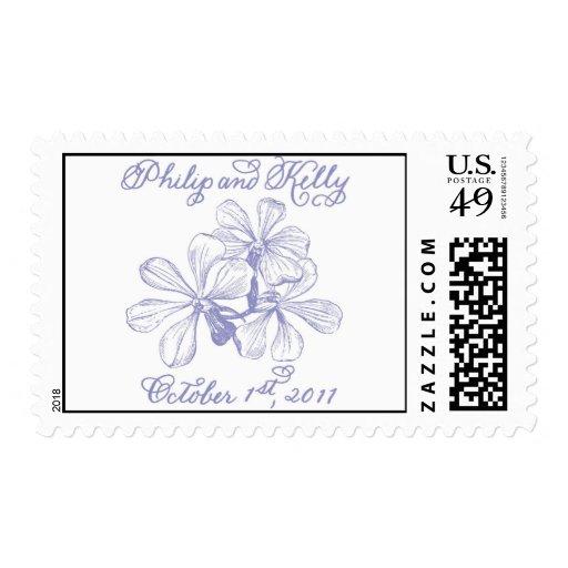 Philip y sello del monograma de Kelly