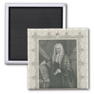 Philip Yorke Imán Cuadrado