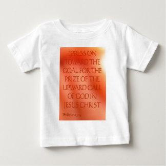 Philipians 3:14 baby T-Shirt