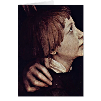 Philipp By Hans Holbein The Younger Greeting Card