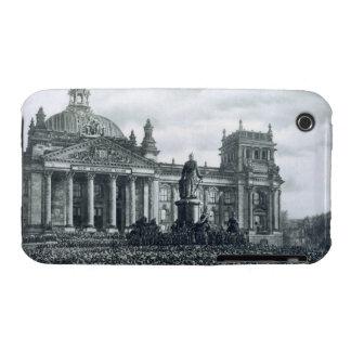 Philipp Scheidemann (1865-1939) gives an address f iPhone 3 Cover