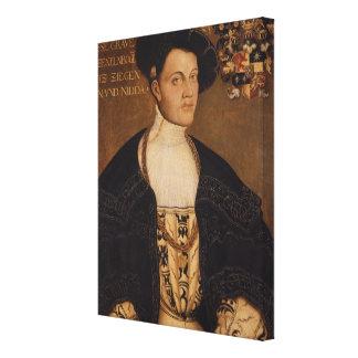 Philipp von Hessen Canvas Prints