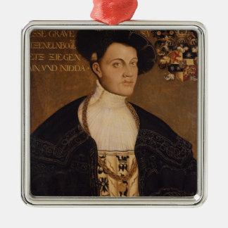 Philipp von Hessen Christmas Tree Ornament