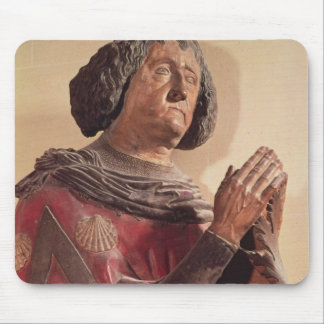 Philippe de Commynes  from his tomb Mouse Pad