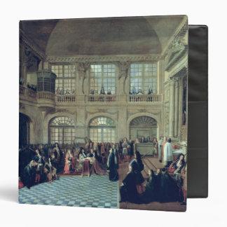 Philippe de Courcillon Marquis of Dangeau Binders