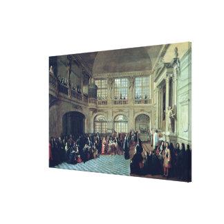 Philippe de Courcillon Marquis of Dangeau Stretched Canvas Prints