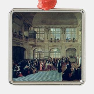 Philippe de Courcillon Marquis of Dangeau Christmas Tree Ornaments