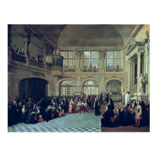 Philippe de Courcillon Marquis of Dangeau Postcards