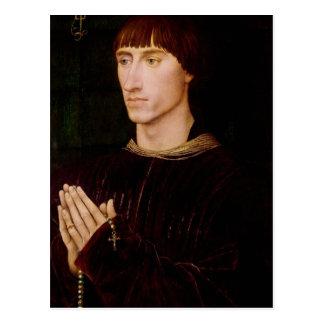 Philippe de Croy  Seigneur of Sempy Postcard