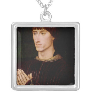 Philippe de Croy  Seigneur of Sempy Silver Plated Necklace