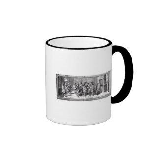 Philippe de France  Duke of Anjou Ringer Mug