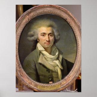 Philippe-Francois-Nazaire Fabre d'Eglantine Poster