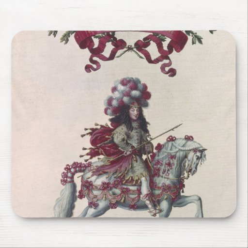 Philippe I  Duke of Orleans Mousepad