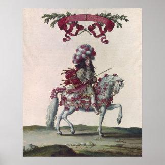 Philippe I  Duke of Orleans Poster