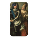 Philippe II d'Orleans the Regent of France iPhone 4 Covers