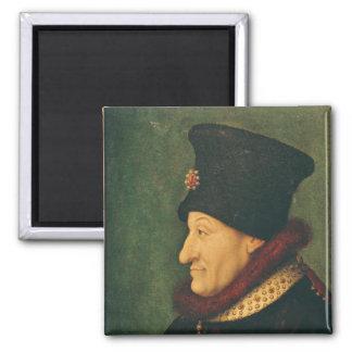 Philippe of France  Duke of Burgundy Magnet
