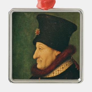 Philippe of France  Duke of Burgundy Christmas Ornaments