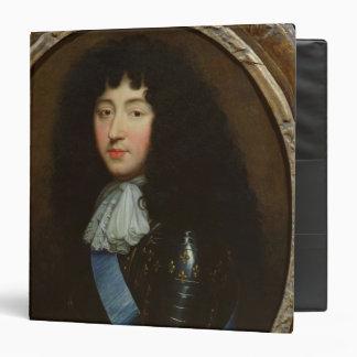 Philippe of France  Duke of Orleans 3 Ring Binder