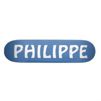 PHILIPPE SKATEBOARD DECK