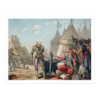 Philippe Villiers de L'Isle-Adam (1464-1534) refus Postcard