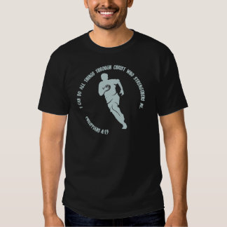 PHILIPPIANS 413, RUGBY T SHIRT
