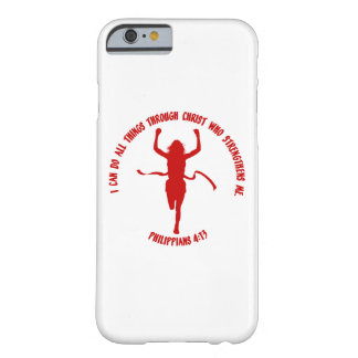 PHILIPPIANS 4:13 BARELY THERE iPhone 6 CASE
