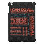 Philippians 4:13 iPad Mini Case