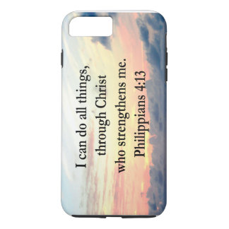 PHILIPPIANS 4:13 iPhone 8 PLUS/7 PLUS CASE
